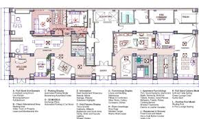 3d model floor plan commercial plan samples by dan baumann using chief architect