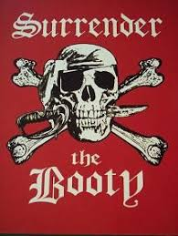 Pirate Booty Meme - surrender the booty pirates pinterest