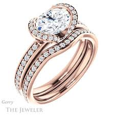 oval cut engagement rings oval cut engagement ring setting gtj906 oval r gerry the jeweler