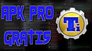 titanium backup pro apk no root titanium backup pro key root apk gratis publicidad 2018