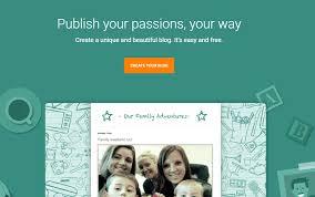 cara membuat blog yang gratis panduan cara membuat blog gratis untuk pemula lengkap gambar