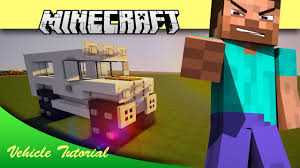 jeep safari truck minecraft vehicle tutorial safari jeep youtube