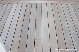 with a little imagination white washed decking stain home