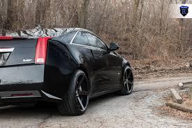 matte black cadillac cts v 2012 cadillac cts v rohana wheels