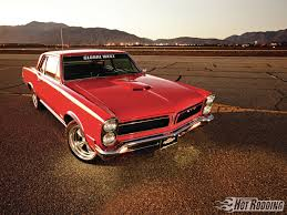 Pontiac Muscle Cars - 1965 pontiac gto wallpaper and background 1600x1200 id 290668