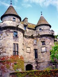 Scottish Homes And Interiors Falkland Palace The Castles Of Scotland Coventry Goblinshead