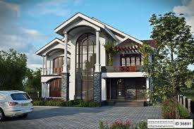 six bedroom house bedroom house plan id 36801 house designs by maramani