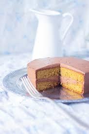 pralin de cuisine gâteau praliné avec ganache montée au chocolat praliné cake praliné