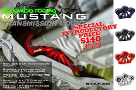 2015 mustang transmission 15 mustang ecoboost boomba racing