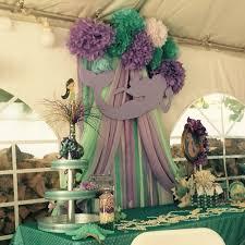 mermaid baby shower ideas shower purple baby babyshower on instagram