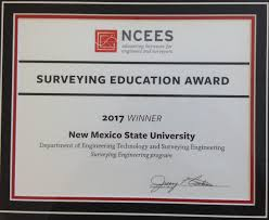 Nmsu Campus Map Geomatics Or Surveying Engineering Department Of Engineering