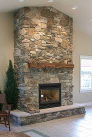 fireplaces stone