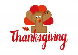 my 1st thanksgiving free svg files thanksgiving lovesvg