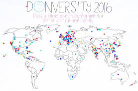 Identity Map Donversity Amador Student Seed