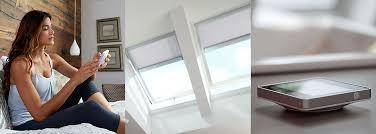Solar Powered Window Blinds Velux Solar Powered