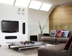 Modern Living Room Ideas  Interesting Modern Living Room - Living room design for small house