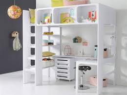bureau sous mezzanine 10 solutions pour aménager le dessous d un lit mezzanine