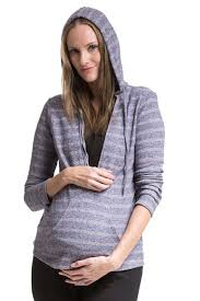 maternity nursing annee matthew terry pullover maternity nursing hoodie maternity