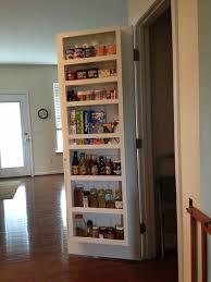 Spice Rack Pantry Door Intricate Pantry Door Shelves Marvelous Ideas Rack Organizer