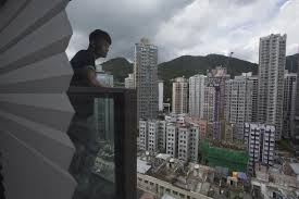 hong kong u0027s mini apartments boom as property prices soar kdow am