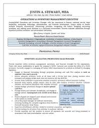 Supervisor Resume Examples by Download Inventory Control Resume Haadyaooverbayresort Com