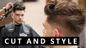 the best men u0027s haircut for 2016 youtube