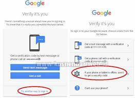 cara membuat akun gmail tanpa verifikasi nomor telepon 2015 cara login akun gmail android di komputer tanpa verifikasi no hp
