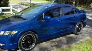 Black 2009 Mustang Gt 2009 Civic Si Dyno Blue Pearl Page 4 8th Generation Honda