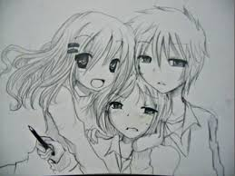 easy anime drawings android apps on google play