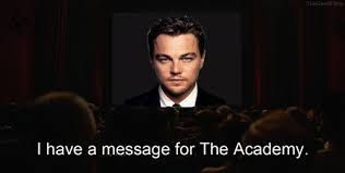 Leonardo Dicaprio Meme Oscar - news happy gif by steelworm find download on gifer