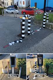 Street Art There U0027s A Genius Street Artist Running Loose In New York And