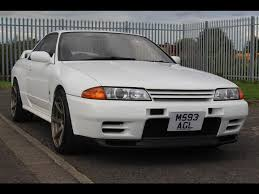 r32 skyline 1995 nissan skyline r32 gtr series 3 last model 5 speed manual