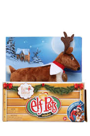 on the shelf reindeer the on the shelf pets a reindeer tradition book and
