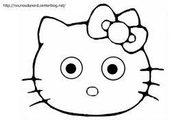 hello kitty a imprimer