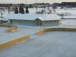 outdoor hockey rink construction outdoor furniture design and ideas