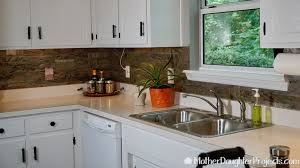 where to put handles on kitchen cabinets before and after kitchen reveal mother daughter projects