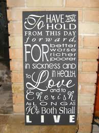 Chalkboard Home Decor by Wedding Sign To Have And To Hold Home Decor Wedding Decor