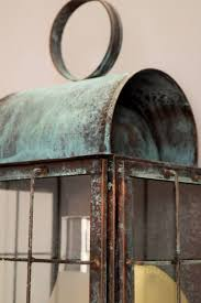 Lantern Wall Sconce Newport Harbor Wall Sconce Copper Lantern Nautical Light