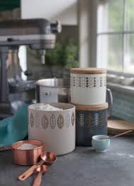 Canisters For The Kitchen by Decorate Your Kitchen Containers With Scandinavian Designs Lia