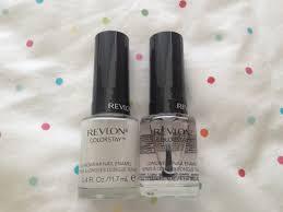 blog revlon colorstay longwear nail enamel base coat u0026 top coat