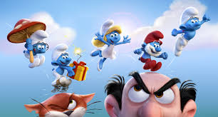 download 4 brainy smurf wallpapers