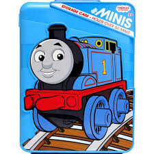 Thomas Train Hit Thomas Friends Minis Storage Case