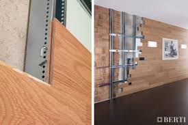 rivestimento in legno pareti berti consiglia le boiserie il parquet come rivestimento a