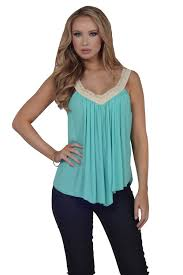 flowy blouses womens flowy casual rayon v neck sleeveless crochet trim tops and
