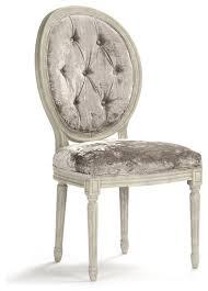 Velvet Wingback Chair Design Ideas The Grand Velvet Tufted Dining Chairs Gray Velvet Tufted Dining