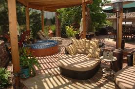 Backyard Arbors Garden Design Garden Design With Backyard Pergola With