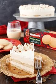 How To Make Southern Comfort Eggnog No Bake Eggnog Icebox Cake Life Love And Sugar