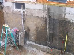 basement window cutting basement ideas