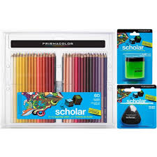 prismacolor scholar colored pencils prismacolor scholar bundle set of 60 scholar colored pencils 1