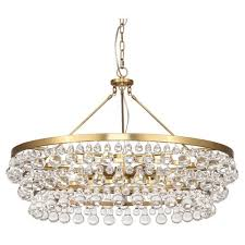 Robert Bling Chandelier Robert Lighting 1004 Bling Chandelier